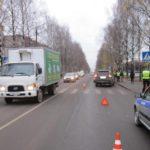 В Кирове водитель «Тойоты» сбил 10-летнюю девочку на пешеходном переходе