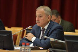 Владимир Быков сложит полномочия не только председателя ОЗС, но и депутата