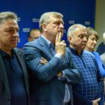 Быков сложил с себя полномочия спикера и депутата, а Васильев возглавил региональное отделение «Единой России»