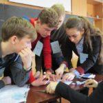 За звание знатоков географии поборются старшеклассники школ Кировской области