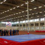 Из-за дефекта в крыше закрыли легкоатлетический манеж в Кирове