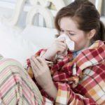 За неделю в Кировской области ОРВИ заболели 7,5 тысяч человек