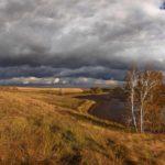 Резкое похолодание и дождь: погода на выходные в Кировской области