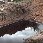 В Советском районе неизвестные слили на землю печное топливо: причинен ущерб на сумму более 1 млн рублей
