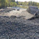 В Кировской области предприятие оштрафовано за перекрытие земельного участка щебнем, песком и асфальтовой крошкой