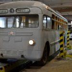 В Кирове вернут в строй троллейбус 1953 года рождения