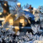 В Кировской области зафиксировали 25-градусный мороз