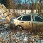 В Оричевском районе столкнулись «Лада Гранта» и «ГАЗ»