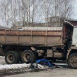 В Кирове водитель «КамАЗа» задавил пешехода