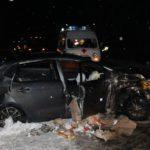 В Кильмезском районе в столкновении двух иномарок погиб мужчина