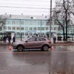 В Кирове женщина-водитель на «Киа» сбила 10-летнего школьника