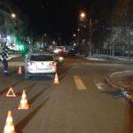 В Кирове водитель «Фольксвагена» сбил женщину на пешеходном переходе