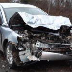 В Котельничском районе столкнулись «Мицубиси» и трактор: водитель легкового автомобиля госпитализирован