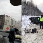 Кировские медики рассказали о состоянии ребенка, который выжил в двух ДТП за один день