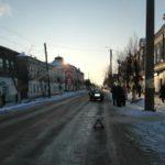 В Нолинске женщина-водитель «ВАЗа» сбила 16-летнюю девушку на пешеходном переходе