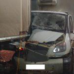 В Кирове водитель автомобиля «Валдай» врезался в грузовик