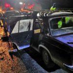 В Кирове в столкновении двух «ВАЗов» погиб мужчина, еще два человека госпитализированы
