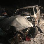 В Кировской области в результате тройного ДТП с грузовиком пострадали четыре человека