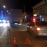 В Яранске водитель грузовика сбил женщину на пешеходном переходе