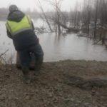 В Кирове начали восстанавливать затопленную бобрами улицу