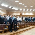 В Кирове на конференции «Единой России» выбрали кандидата на должность спикера ОЗС