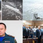 Итоги недели: первые жертвы зимней рыбалки, сорванные шугоходом мосты и кандидатура нового спикера ОЗС