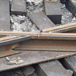 В Кировской области сотрудник транспортной организации похитил рельсы на сумму более 140 тысяч рублей