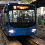 В Киров поступили первые новые троллейбусы