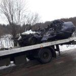 В Кирово-Чепецком районе в ДТП с грузовиком погиб мужчина