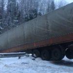 В Кировской области произошло ДТП с участием двух фур