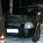 В Кирове водитель «Грейт Волла» врезался в дерево