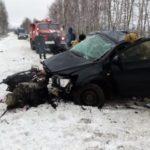 На трассе «Вятка» в жутком ДТП погибли три человека, в том числе 5-летняя девочка и женщина из Кировской области