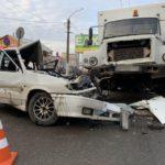 В Кирове в тройном ДТП погиб мужчина