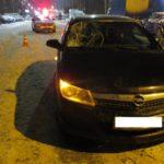 В Кирове водитель иномарки сбил пешехода: 31-летний мужчина госпитализирован