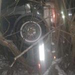 В Яранском районе пьяный водитель «Хендэ» опрокинулся в кювет