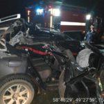 В страшной аварии на трассе «Вятка» погиб 17-летний юноша, еще три человека госпитализированы