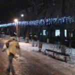 В Кирове появится 9 км световых гирлянд