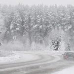 Метеопредупреждение: в Кировской области ожидается усиление ветра и мокрый снег