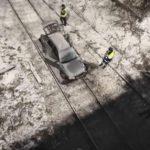 Стало известно о пострадавших в ДТП с упавшим с моста автомобилем