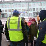 На дорогах Кирова в преддверии новогодних праздников дежурят «Отцовские патрули»