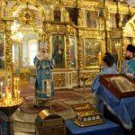 В Киров привезли христианские реликвии