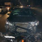 За выходные на дорогах Кирова произошло 5 ДТП, в которых 6 человек получили травмы