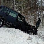 В результате ДТП на трассе в Кикнурском районе погиб 36-летний мужчина