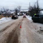 В Нолинске столкнулись «Опель» и «Вольво»: пострадала 30-летняя женщина