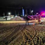 В Омутнинском районе в ДТП с грузовиком пострадали женщина и 4-летний мальчик