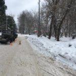В Слободском водитель грузовика сбил 36-летнего мужчину