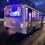 В Кирове столкнулись два рейсовых автобуса: пострадали 8 человек