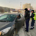 Сотрудники ГИБДД Кирова проводят рейды в рамках мероприятий «Ребенок – главный пассажир»