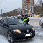В Кирове прошли «сплошные проверки» по пресечению нарушений правил перевозки детей