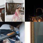 Итоги недели: смертельное ДТП с упавшим бревном, суд над кировчанкой, заморившей свою дочь, и снежные фигуры мастера из Тужи